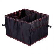 Автомобильная сумка-органайзер в багажник, 38х30x25 см, чёрная, RITMIX RAO-0553