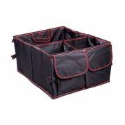 Автомобильная сумка-органайзер в багажник, 59х39x26 см, чёрная, RITMIX RAO-0539
