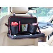Автомобильный органайзер-столик на спинку сиденья, 36х22 см, черный, RITMIX RAO-1668