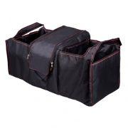 Автомобильная сумка-органайзер с термоотделением в багажник, 33x70x34 см, чёрная, RITMIX RAO-1081