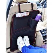 Автомобильный чехол-органайзер на спинку сиденья, 44x60 см, черный, RITMIX RAO-0807
