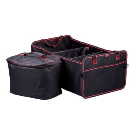 Автомобильная сумка-органайзер со съемным термоотделением в багажник, 25x58x35 см, RITMIX RAO-1552