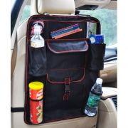 Автомобильный чехол-органайзер на спинку сиденья, 44x59 см, черный, RITMIX RAO-1656