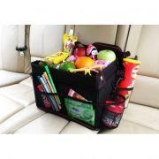 Автомобильная сумка-органайзер в багажник, 21х30x25 см, чёрная, RITMIX RAO-1671