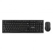 Комплект Гарнизон GKS-110 Black, беспроводные клавиатура и мышь