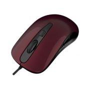 Мышь Perfeo Hill, красная, USB (PF-363-OP-RD) (PF_A4040)