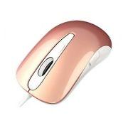 Мышь Perfeo Hill, розовое золото, USB (PF-363-OP-PK/GD) (PF_A4043)