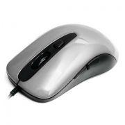Мышь Perfeo Hill, серебристая, USB (PF-363-OP-SV) (PF_A4039)