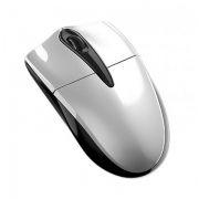 Мышь беспроводная Perfeo Forum, серебристая USB (PF_A4044)