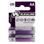 Батарейка AA VS LR6/2SHRINK CARD Alkaline, 2 шт