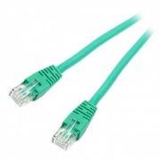 Кабель патч-корд UTP 6 категории 0.5 м, зеленый, Cablexpert (PP6U-0.5M/G)