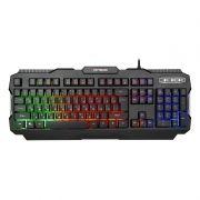 Клавиатура игровая Гарнизон GK-330G USB, подсветка, код Survarium