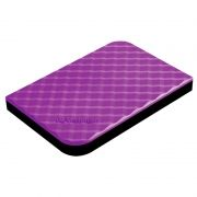 2.5 1TB Verbatim Store'n'go Purple New USB3.0 (53212)