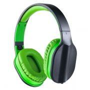 Наушники PERFEO Dual, черные/зеленые (PF_A4006)