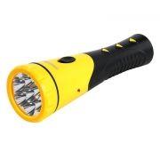 Фонарь SmartBuy, аккумуляторный, зарядка от USB, желтый, 7 LED (SBF-65-Y)