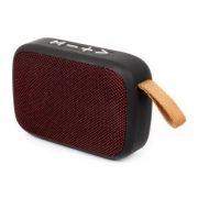 Мини аудио система BLAST BAS-451 Bluetooth, MP3, FM, красная