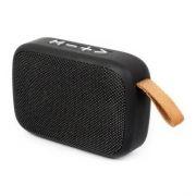 Мини аудио система BLAST BAS-451 Bluetooth, MP3, FM, черная