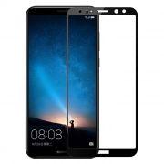Защитное стекло для экрана Huawei Nova 2i Black, Full Screen Asahi, Perfeo (PF_A4160)