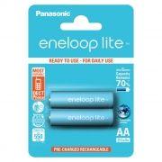 Аккумулятор AA Panasonic Eneloop Lite 950мА/ч Ni-Mh, 2шт, блистер (BK-3LCCE/2BE)