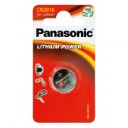 Батарейка CR2016 Panasonic, 1 шт, блистер