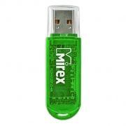 32Gb Mirex ELF Green (13600-FMUGRE32)