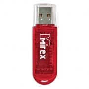 32Gb Mirex ELF Red (13600-FMURDE32)