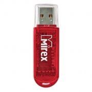 32Gb Mirex ELF Red (13600-FMURDE32)