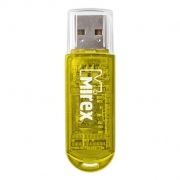 32Gb Mirex ELF Yellow (13600-FMUYEL32)