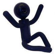Веб-камера L-Pro 1231/Man Человечек, черная, 0.3 MP, микрофон, USB