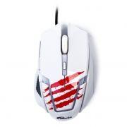Мышь игровая Ritmix ROM-350 USB белая