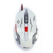 Мышь игровая Ritmix ROM-355 USB белая