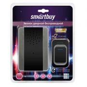 Звонок беспроводной SmartBuy с цифр. код., IP44, подсветкой, рег-кой громкости звука (SBE-11-DP6-25)