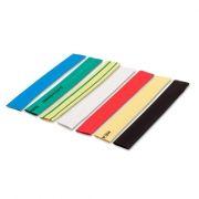 Набор термоусадочных трубок 10/5, 7 цветов по 3 шт, 10 см, SmartBuy (SBE-HST-10)