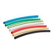 Набор термоусадочных трубок 4/2, 7 цветов по 3 шт, 10 см, SmartBuy (SBE-HST-4)