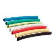 Набор термоусадочных трубок 6/3, 7 цветов по 3 шт, 10 см, SmartBuy (SBE-HST-6)