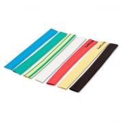 Набор термоусадочных трубок 8/4, 7 цветов по 3 шт, 10 см, SmartBuy (SBE-HST-8)