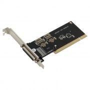 PCI контроллер 1 внешний порт LPT DB25F, ORIENT XWT-SP04V2 (OEM)