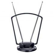 Антенна комнатная для ТВ, VHF/UHF DVB-T2, активная, Perfeo GATE (PF_A4211)