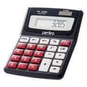 Калькулятор настольный Perfeo PF_3285, 8-разрядный, черный