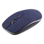 Мышь беспроводная Perfeo Fabric, ткань джинс, USB (PF-3824-WOP-JS) (PF_A4085)