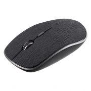 Мышь беспроводная Perfeo Fabric, ткань темно-серая, USB (PF-3824-WOP-DGR) (PF_A4086)