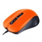 Мышь Perfeo Regular, оранжевая, USB (PF-381-OP-OR) (PF_A4105)
