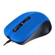 Мышь Perfeo Regular, синяя, USB (PF-381-OP-BL) (PF_A4107)
