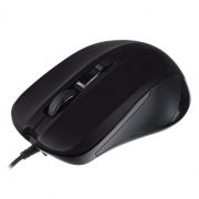 Мышь Perfeo Regular, черная, USB (PF-381-OP-B) (PF_A4104)