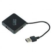 HUB 4-port CBR CH 132 USB 2.0