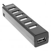 HUB 7-port DEFENDER Quadro Swift USB 2.0 (83203)