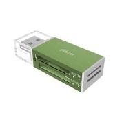 Карт-ридер внешний USB RITMIX CR-2042 Green