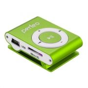 MP3 плеер Perfeo Titanium Lite, зеленый (PF_A4145)
