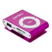 MP3 плеер Perfeo Titanium Lite, розовый (PF_A4185)