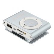 MP3 плеер Perfeo Titanium Lite, серебристый (PF_A4186)
